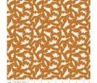 Tiny Dino orange - Fossil Rim 2 - Riley Blake Designs